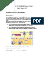 Arquitectura de direccionamiento y enrutamiento