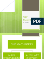 Ship Machineries