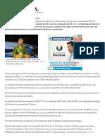 Wikileaks revela gobierno chileno cambió las reglas de entorno para complacer los intereses de EE.UU