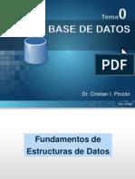 Presentacion - Base de Datos C. - Tema 0