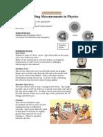 recording measurement in px