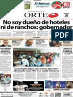 Periódico Norte edición impresa día 26 de enero 2014