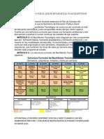 Acuerdo 653 Plan Bachillerato