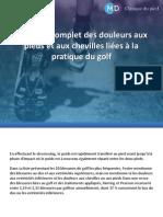 Un guide complet des douleurs aux pieds et aux chevilles liées à la pratique du golf