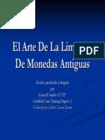 El Arte de La Limpieza de Las Monedas PDF 8 2 Meg