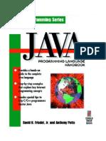 Potts_Java Programming Language Handbook