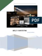 Belt Conveyor Ism