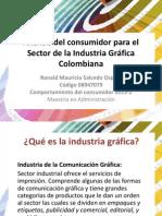 Análisis del consumidor para el Sector de la Industria Gráfica Colombiano