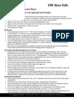 HandoutProfessional Letters Education (1)