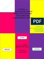 TUTORIAL 1-4 Jenis Imbuhan