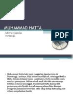 Muhammad Hatta