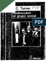 Reicher, S, - Conducta de masa como acción social