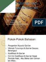 4 Nuzulul Qadifikasi Al Qur'An