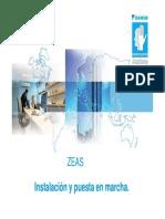 ZEAS Instalacion I