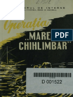 Operatia ''Marea de Chihlimbar''