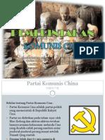 Pemerintahan Komunis Cina