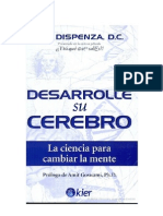 Joe Dispenza - Desarrolle Su Cerebro