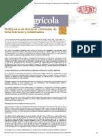 Fertilizantes de liberación controlada, de lenta liberación y estabilizados _ Red Agrícola