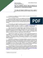 Decreto Interinos Madrid
