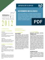 Agenda Nov Dic 2012