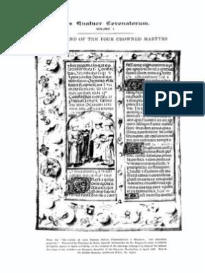 Ars Quatuor Coronatorum Volume 01 Freemasonry Masonic Lodge