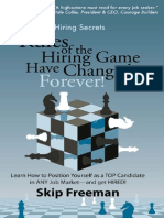 """Headhunter"" Hiring Secrets"