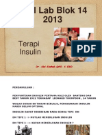Skill Lab Insulin RMD