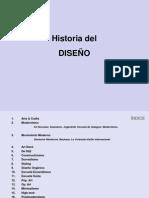 HISTORIA DEISEÑO