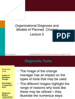Lecture 2 Organizational Diagnosis and Models of planned Change.ppt