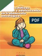 Habitos de Ninos y Adolescentes en Tratamiento Oncologico