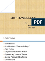 Crypto Virology