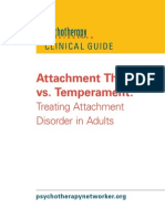 Attachment Disorder Free Report