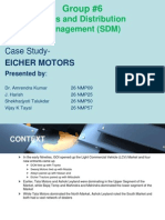 SDM Eicher Motors