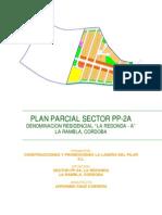 Plan Parcial La Redonda