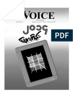 Voice Weekly-2014 Prediction Bnw