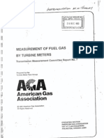 56766106 AGA Report 7 Turbine Gas Meter