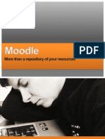 Why Moodle