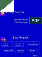 Serologi Forensik