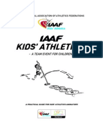 IAAF Kids' Athletics - A Practical Guide
