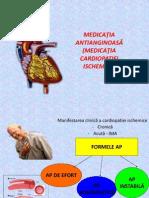 Curs 9 - Medicatia Antianginoasa