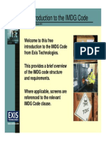 Imdg Code Intro 2012