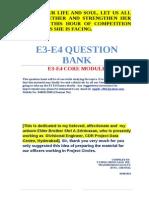 EWS Core E3-E4 -Part I
