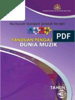 Modul Panduan Pengajaran Dunia Muzik Tahun 3