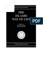 Islamic System and Islamic Way of Life