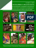 Development Organisations in Kenya
