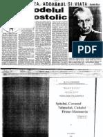 Paulescu Spitalul Coranul Talmudul Cahalul Francmasoneria