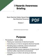Basic Electrical Safety Module 1 (1)