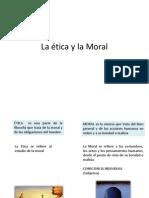 Copia de La ética y la Moral- Teorias