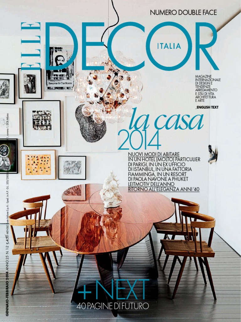 Elle Decor Italia 2014-01-02 ef3d982c192
