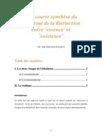 Jean-baptiste Bourgoin-lessence Et Lexistence